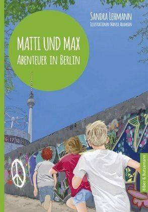 Buch-Reihe Matti und Max