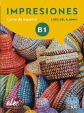 Impresiones Internacional 3 - Kursbuch mit Code. Libro del Alumno
