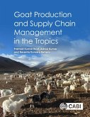 Goat Production and Supply Chain Management in the Tropics (eBook, ePUB)