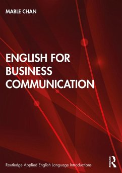 English for Business Communication (eBook, ePUB) - Chan, Mable