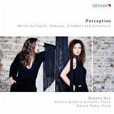 Perception-Werke Für Flöte & Harfe