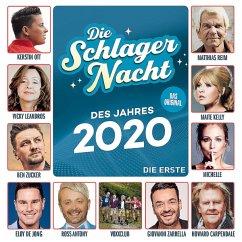 Die Schlagernacht Des Jahres 2020-Die Erste - Diverse
