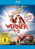 Werner 1-5 Königbox BLU-RAY Box