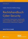Rechtshandbuch Cyber-Security (eBook, ePUB)