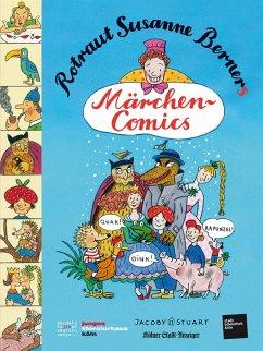Rotraut Susanne Berners Märchencomics - Berner, Rotraut S
