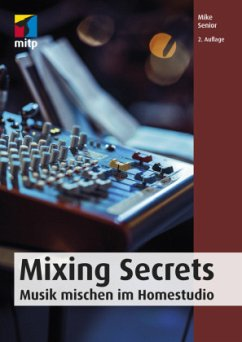 Mixing Secrets - Senior, Mike