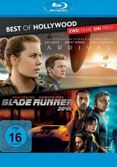 Blade Runner 2049 & Arrival Best of Hollywood - 2 Movie Collectors Pack
