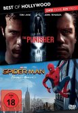The Punisher & Spider-Man: Homecoming Best of Hollywood - 2 Movie Collectors Pack
