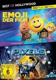 Emoji - Der Film & Pixels Best of Hollywood - 2 Movie Collectors Pack