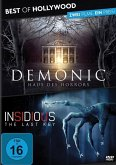 Insidious - The Last Key & Demonic - Haus des Horrors Best of Hollywood - 2 Movie Collectors Pack