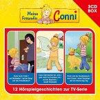 Meine Freundin Conni - 3-CD Hörspielbox, 3 Audio-CD