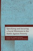 Specifying and Securing a Social Minimum in the Battle Against Poverty (eBook, ePUB)