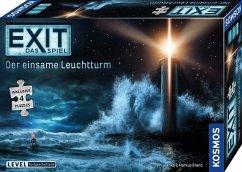 EXIT Das Spiel + Puzzle - Der einsame Leuchtturm (Spiel)
