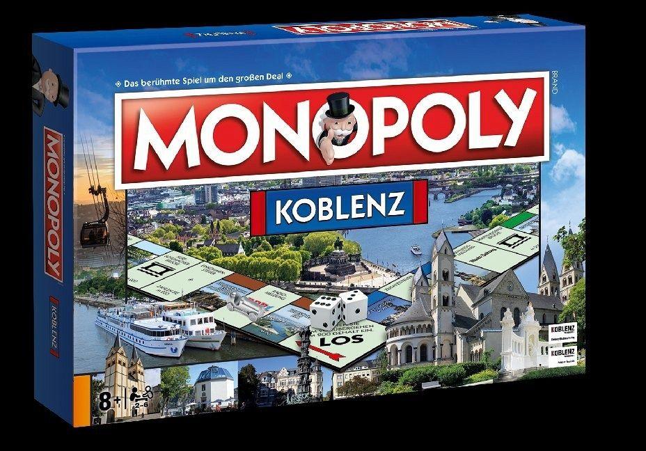 Monopoly, Stadtausgabe Koblenz (Spiel)