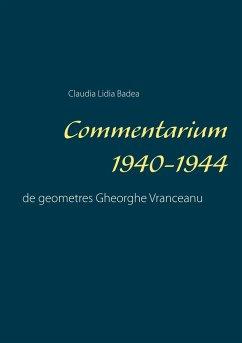 Commentarium 1940-1944