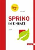 Spring im Einsatz (eBook, ePUB)