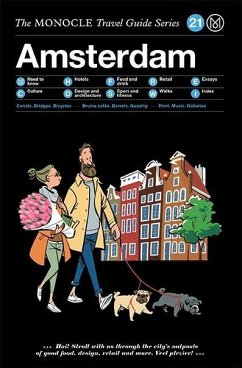 The Monocle Travel Guide to Amsterdam (Updated Version) - Monocle, Monocle