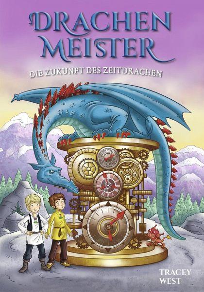 Buch-Reihe Drachenmeister