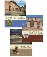 Paket Zaberns Bildbände der Archäologie