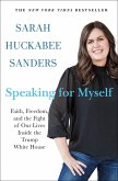 Speaking for Myself (eBook, ePUB)