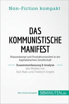 Das Kommunistische Manifest. Zusammenfassung & Analyse des Werkes von Karl Marx und Friedrich Engels (eBook, ePUB) - 50Minuten. de