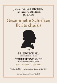 Gesammelte Schriften (eBook, PDF) - Oberlin, Johann Friedrich