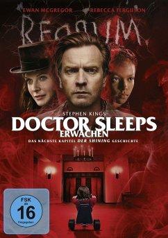 Stephen Kings Doctor Sleeps Erwachen - Ewan Mcgregor,Rebecca Ferguson,Kyliegh Curran