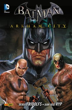 Batman: Arkham City, Band 3