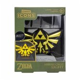 Icon Licht: Zelda - Hyrule Crest