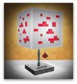 Minecraft LED Lampe
