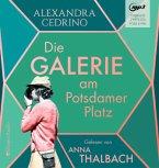 Die Galerie am Potsdamer Platz, 2 MP3-CD