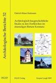 Archäologisch-baugeschichtliche Studie zu den Dorfkirchen im ehemaligen Bistum Konstanz