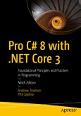 Pro C# 8 with .NET Core 3