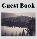 Guest Book (Hardcover): Guest book, air bnb book, visitors book, holiday home, comments book, holiday cottage, rental, vacation guest book, Gu