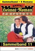 Heimat-Roman Treueband 11 - Sammelband (eBook, ePUB)