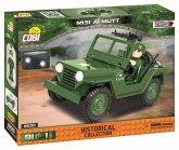 COBI Historical Collection 2230 - M151 A1 Mutt, Militär-Geländewagen, 91 Bauteile 1 Figur