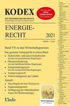 KODEX Energierecht 2021 - Altmann, Christoph