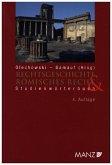Rechtsgeschichte & Römisches Recht
