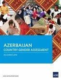 Azerbaijan Country Gender Assessment