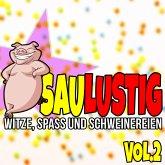Saulustig - Witze, Spass und Schweinereien, Vol. 2 (MP3-Download)
