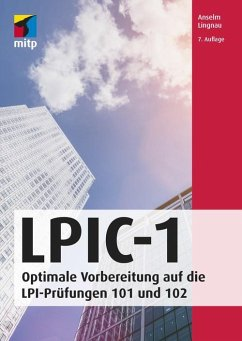 LPIC-1 (eBook, PDF) - Lingnau, Anselm