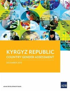Kyrgyz Republic Country Gender Assessment - Asian Development Bank