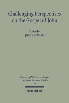 Challenging Perspectives on the Gospel of John (eBook, PDF)