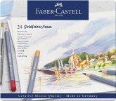 Faber-Castell Aquarellstift Goldfaber Aqua, 24er Metalletui