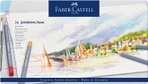 Faber-Castell Aquarellstifte Goldfaber Aqua, 36er Set Metalletui