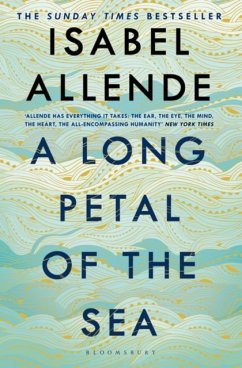A Long Petal of the Sea - Allende, Isabel
