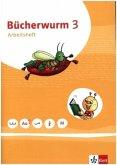 Bücherwurm Sprachbuch 3. Arbeitsheft