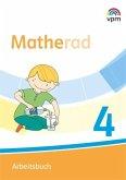 Matherad 4. Arbeitsbuch Klasse 4