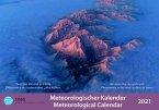 Meteorologischer Kalender 2021 - Meteorological Calendar