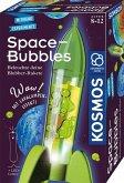 KOSMOS 657789 - Space Bubbles, Experimentierkasten, Mitbring-Experimente